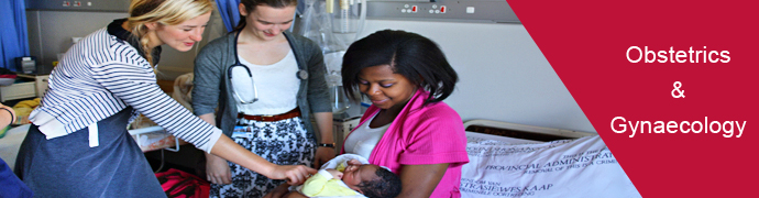 Obstetrics & Gynaecology | Faculty of Health Sciences