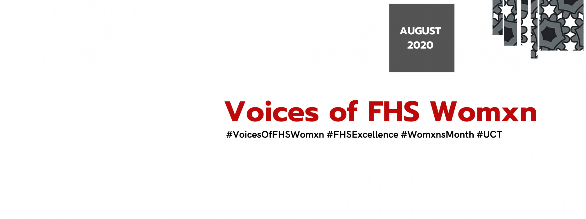 Voices of FHS Womxn