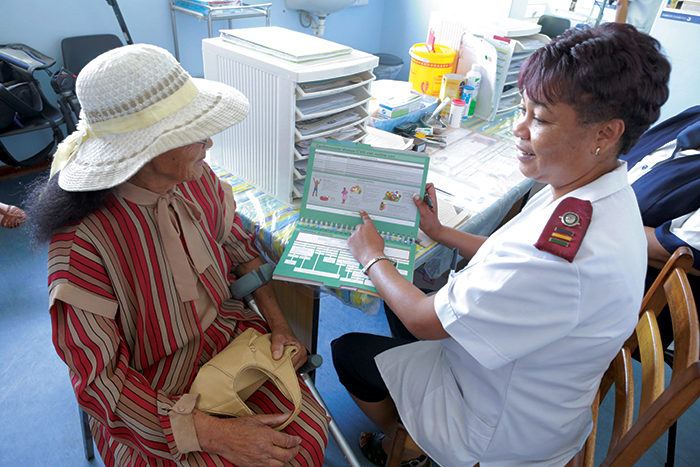 Primary healthcare bible piloted in Brazil